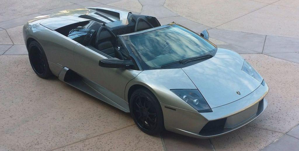 2005 Lamborghini Murcielago Spyder MURCIELAGO SPYDER - 15590978 - 49