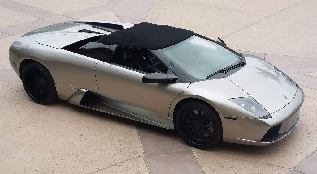 2005 Lamborghini Murcielago Spyder MURCIELAGO SPYDER - 15590978 - 7