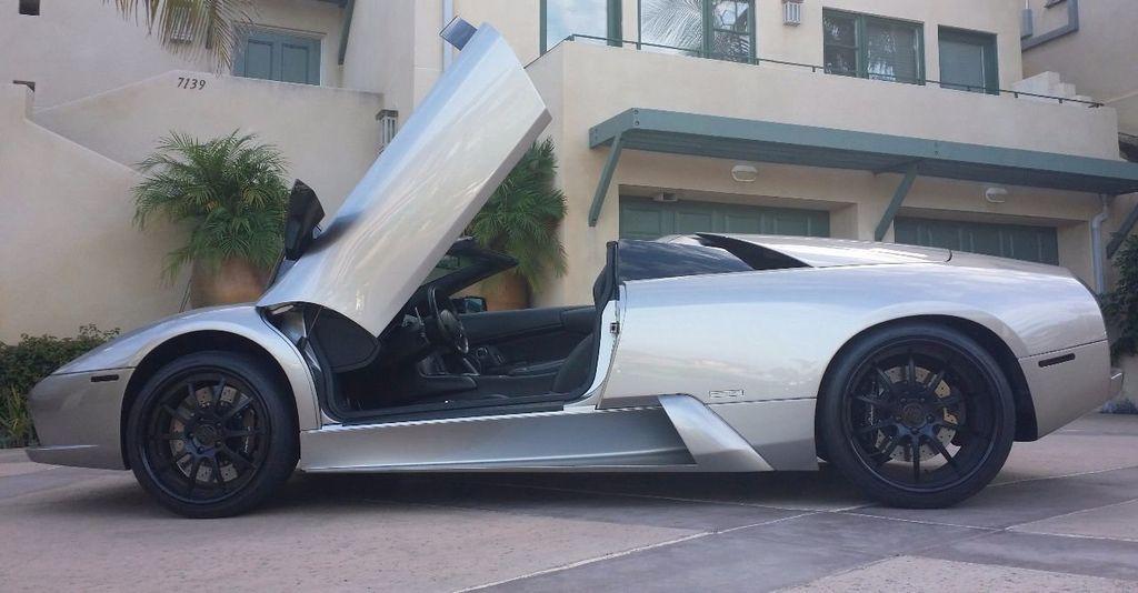 2005 Lamborghini Murcielago Spyder MURCIELAGO SPYDER - 15590978 - 8