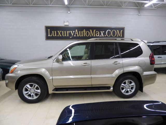 2005 Lexus GX 470 Base Trim   Click To See Full Size Photo Viewer