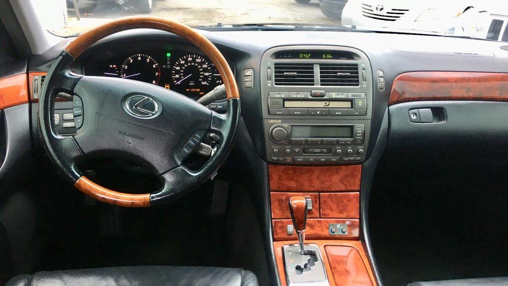 2005 Lexus LS 430 4dr Sedan - 18566881 - 3