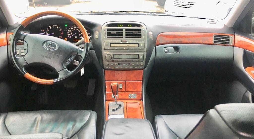 2005 Lexus LS 430 4dr Sedan - 18566881 - 4