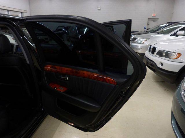 2005 Used Lexus LS 430 4dr Sedan at Luxury AutoMax Serving