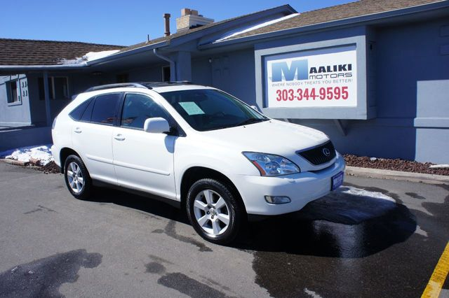2005 Used Lexus Rx 330 4dr Suv Awd At Maaliki Motors