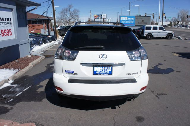 2005 Used Lexus RX 330 4dr SUV AWD at Maaliki Motors Serving Aurora,  Denver, CO, IID 18668319