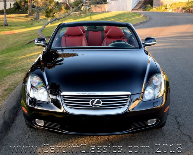 2005 Lexus SC 430 2dr Convertible - Click to see full-size photo viewer