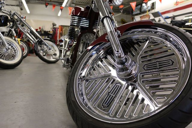 2005 Used Lincoln Occ Lincoln Chopper At Webe Autos Serving Long