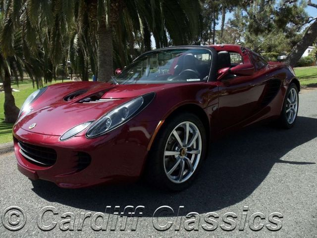2005 Used Lotus Elise Convertible At Cardiff Classics Serving