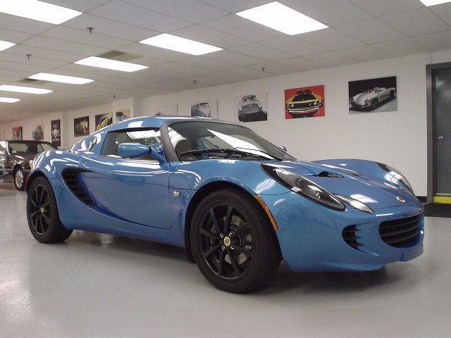 2005 Lotus Elise Touring Pkg Convertible Sccpc11145hl33103 0