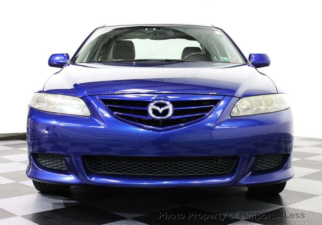 2005 used mazda mazda6 4dr sport sedan i automatic at eimports4less serving doylestown bucks. Black Bedroom Furniture Sets. Home Design Ideas