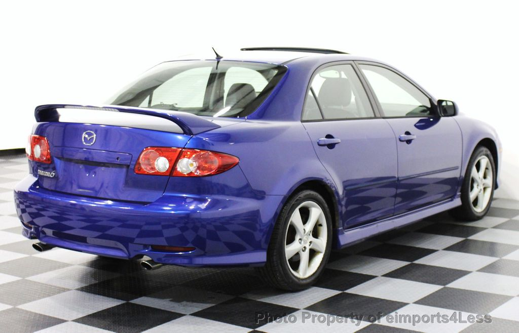 2005 used mazda mazda6 4dr sport sedan i automatic at. Black Bedroom Furniture Sets. Home Design Ideas