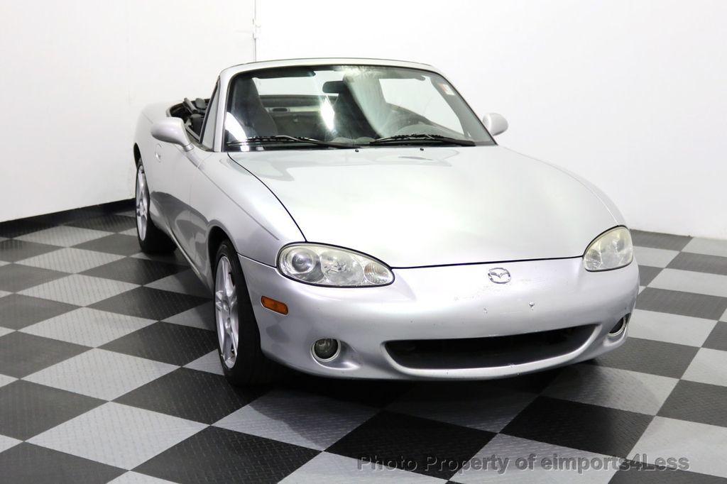 2005 Mazda MX-5 Miata 2dr Convertible Cloth Automatic - 17836885 - 32
