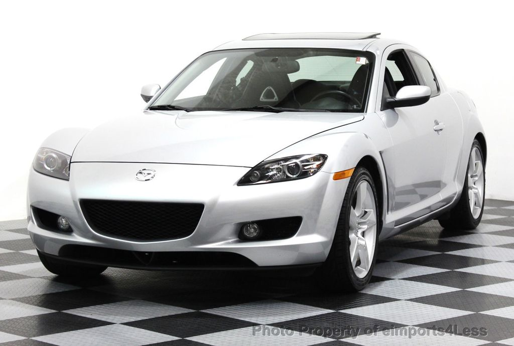 2005 Mazda RX-8 CERTIFIED RX-8 GRAND TOURING COUPE - 16417224 - 11