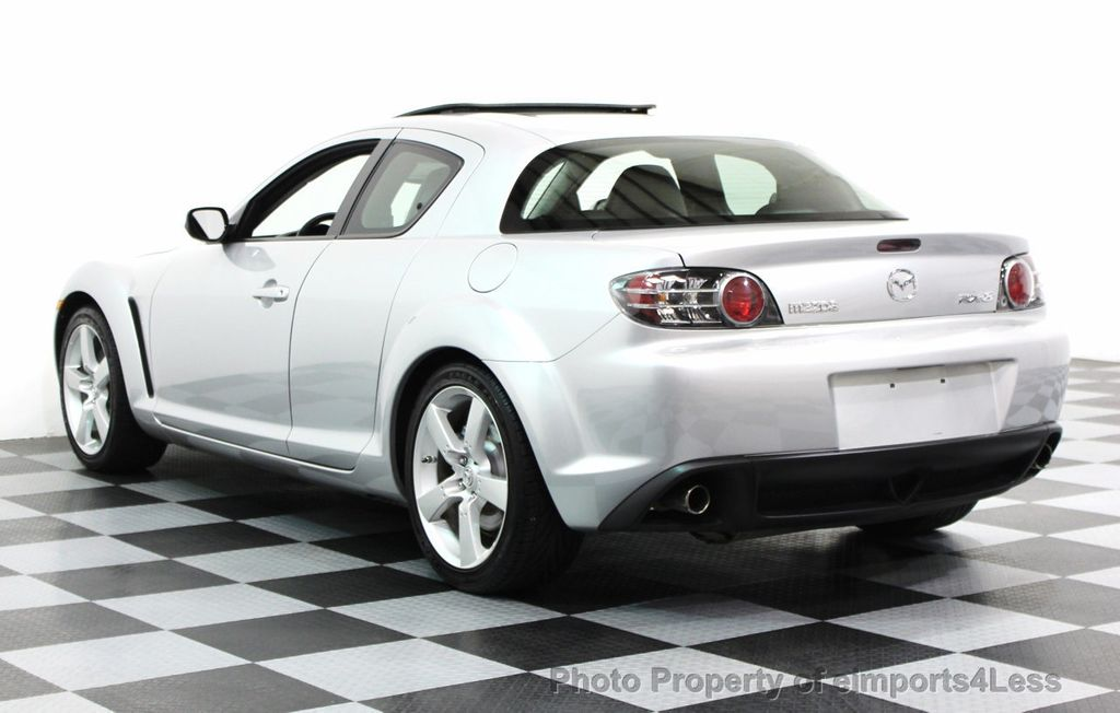 2005 used mazda rx 8 certified rx 8 grand touring coupe at. Black Bedroom Furniture Sets. Home Design Ideas