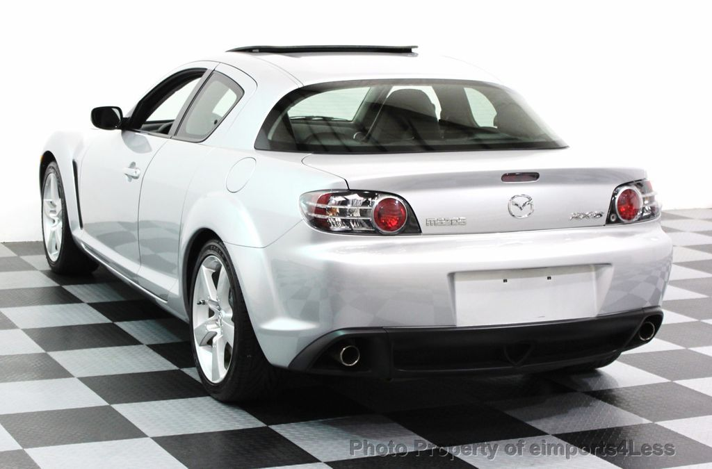 2005 Mazda RX-8 CERTIFIED RX-8 GRAND TOURING COUPE - 16417224 - 14