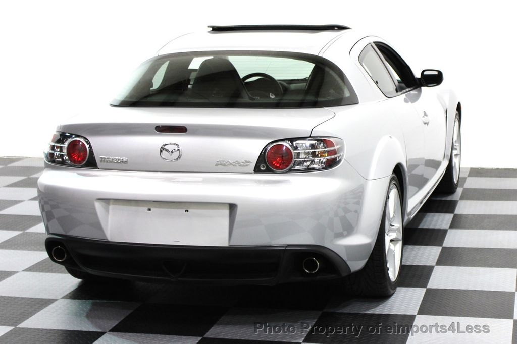 2005 Mazda RX-8 CERTIFIED RX-8 GRAND TOURING COUPE - 16417224 - 16