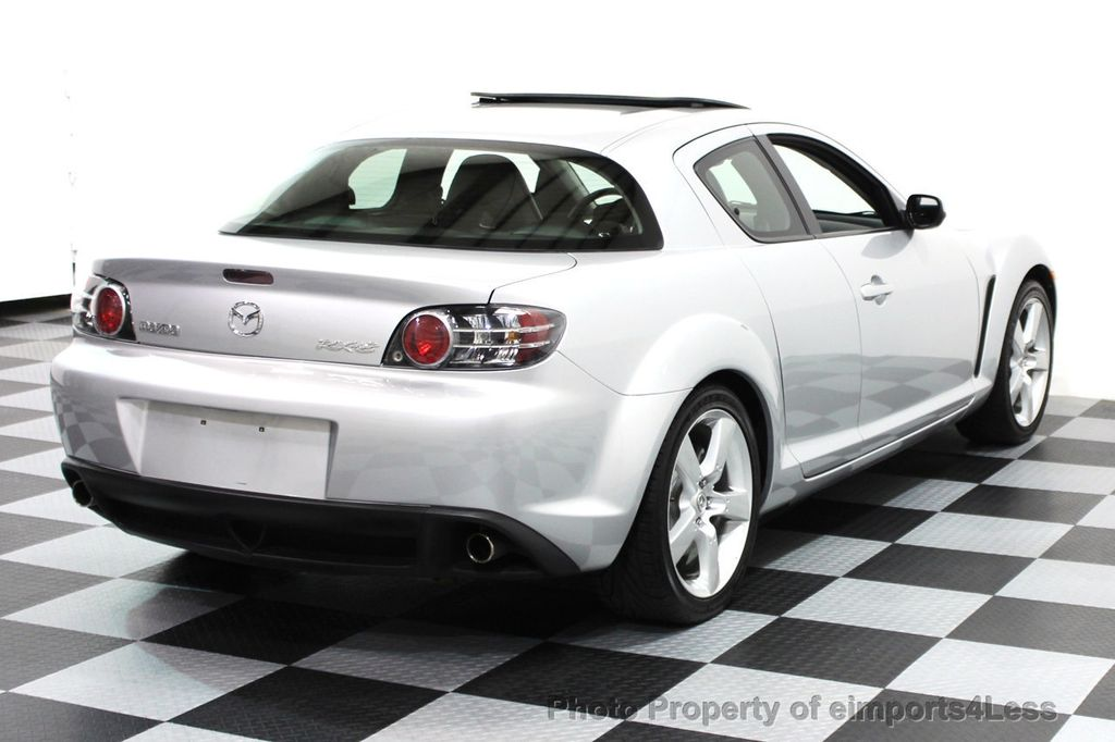2005 Mazda RX-8 CERTIFIED RX-8 GRAND TOURING COUPE - 16417224 - 17