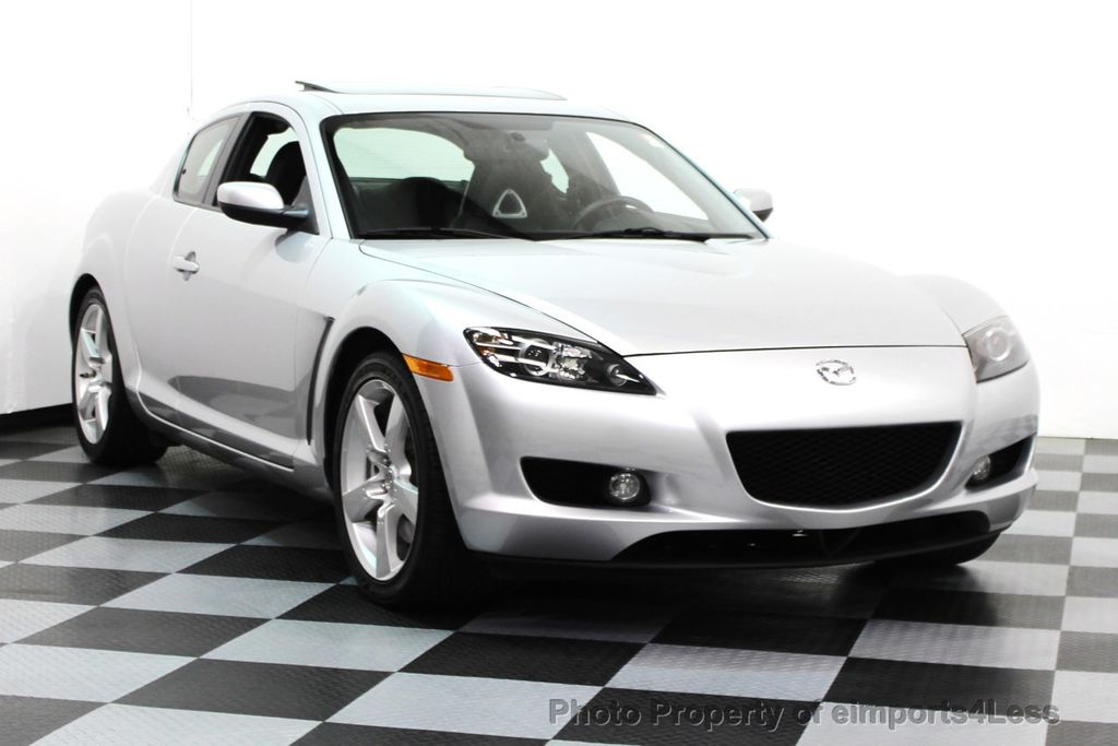 2005 Mazda RX-8 CERTIFIED RX-8 GRAND TOURING COUPE - 16417224 - 1