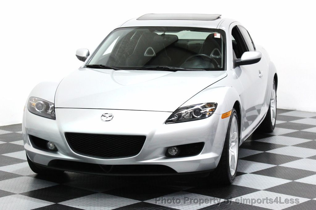 2005 Mazda RX-8 CERTIFIED RX-8 GRAND TOURING COUPE - 16417224 - 20