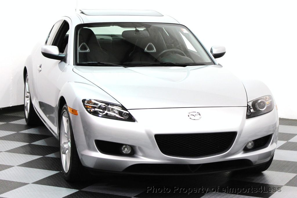 2005 Mazda RX-8 CERTIFIED RX-8 GRAND TOURING COUPE - 16417224 - 21