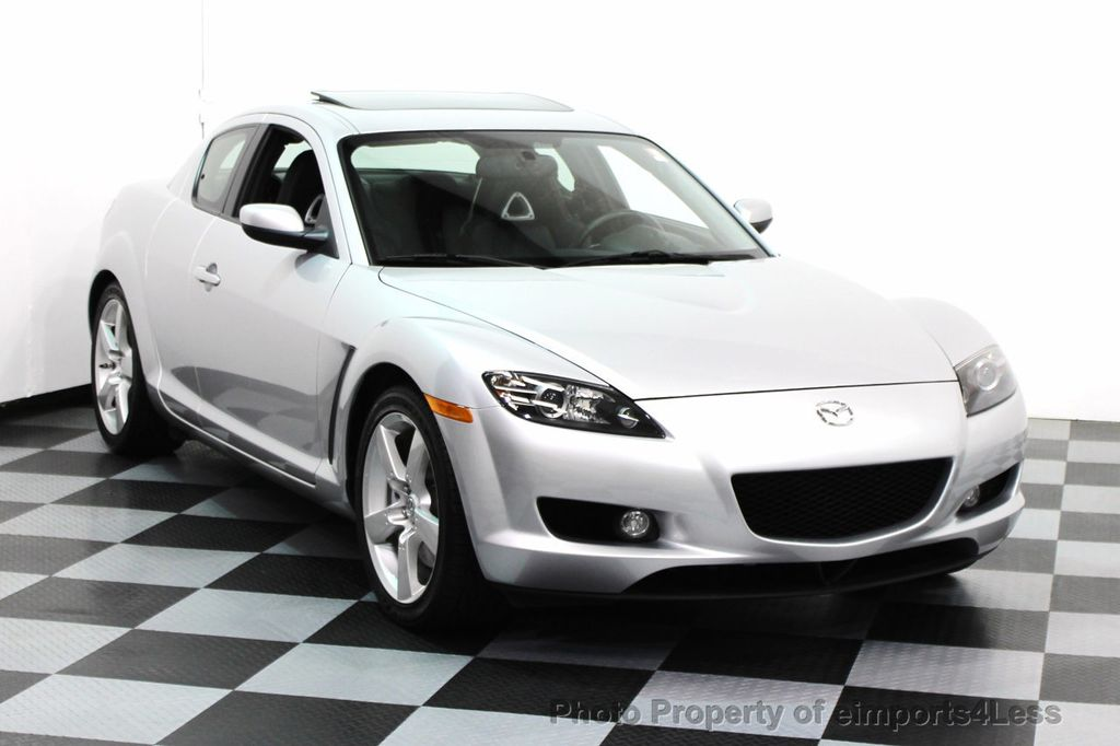 2005 Mazda RX 8 CERTIFIED RX 8 GRAND TOURING COUPE   16417224   22