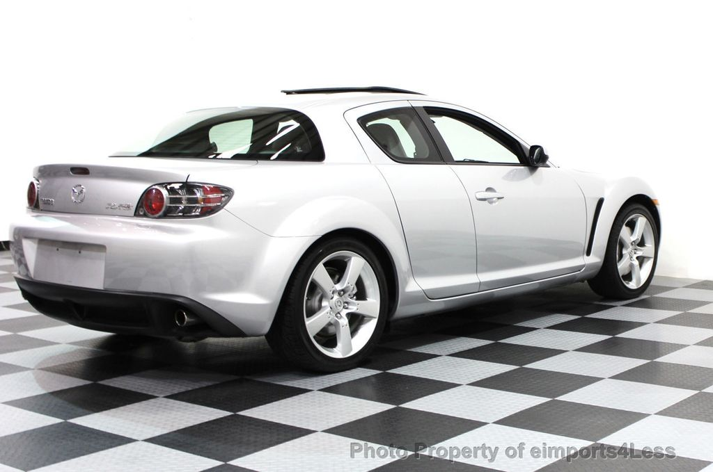 2005 Mazda RX-8 CERTIFIED RX-8 GRAND TOURING COUPE - 16417224 - 25