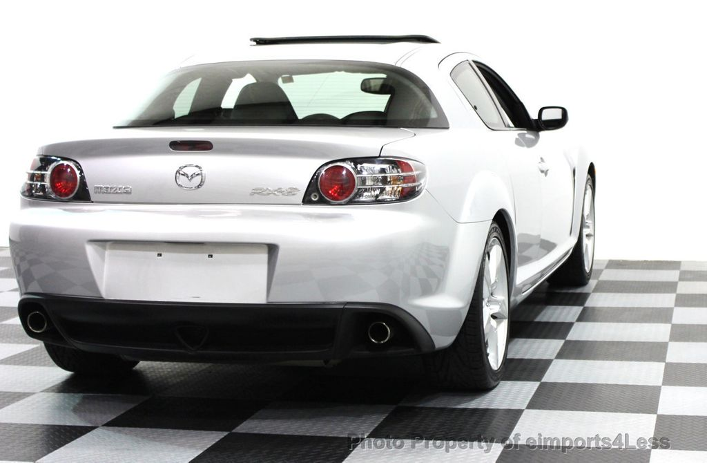 2005 Mazda RX-8 CERTIFIED RX-8 GRAND TOURING COUPE - 16417224 - 26