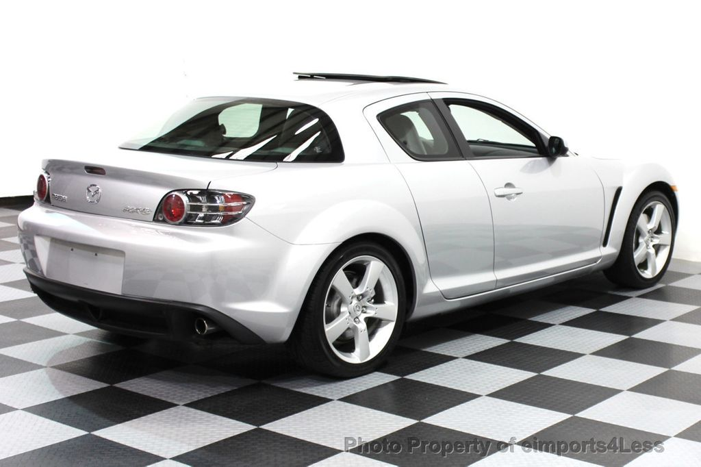 2005 Mazda RX-8 CERTIFIED RX-8 GRAND TOURING COUPE - 16417224 - 3