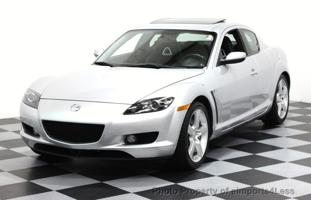 2005 Mazda RX-8 CERTIFIED RX-8 GRAND TOURING COUPE - 16417224 - 51