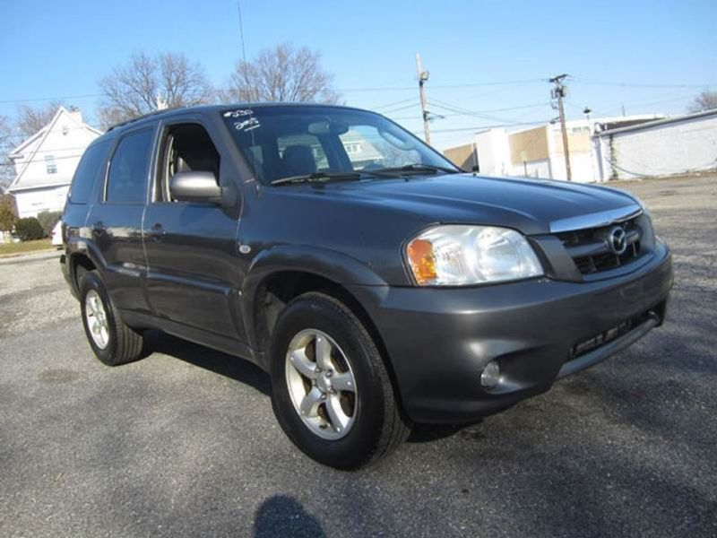 2005 Used Mazda Tribute 4x4 Limited S At Contact Us Serving Cherry