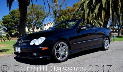 2005 Mercedes-Benz 2dr Cabriolet AMG Convertible