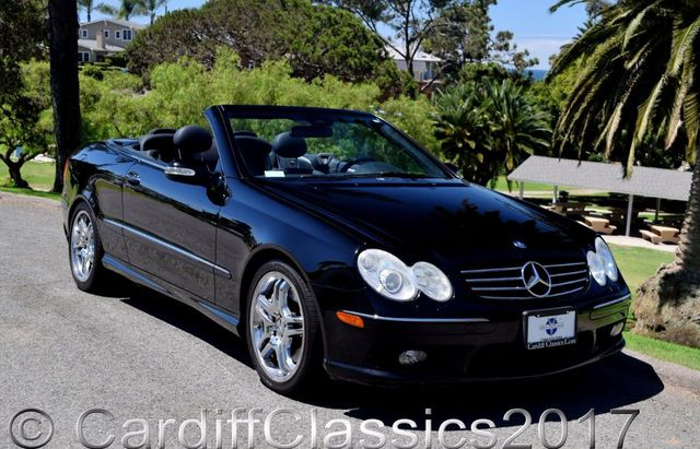 2005 Mercedes-Benz  2dr Cabriolet AMG - Click to see full-size photo viewer