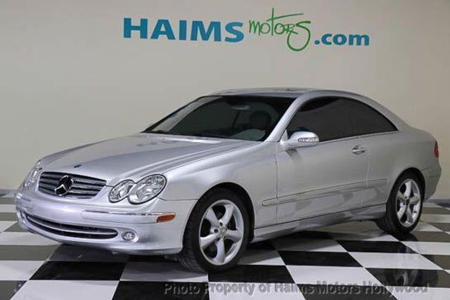 2005 used mercedes benz clk class clk320 2dr coupe 3 2l at for 2005 mercedes benz clk