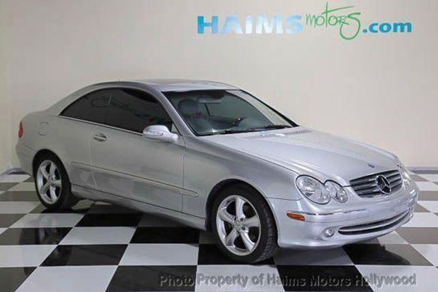 2005 used mercedes benz clk class clk320 2dr coupe 3 2l at for 2005 mercedes benz clk class coupe