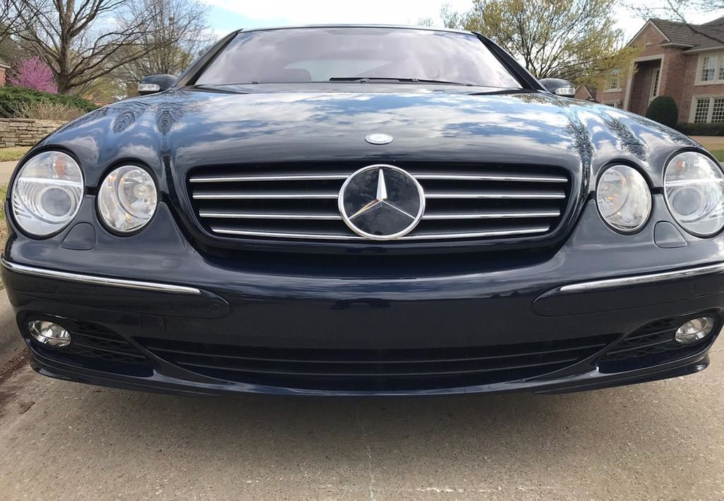 2005 Mercedes-Benz CL-Class CL600 2dr Coupe 5.5L - 17470479 - 63