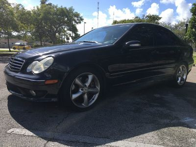 2005 Mercedes-Benz C-Class C230 4dr Sedan Sport 1.8L Automatic