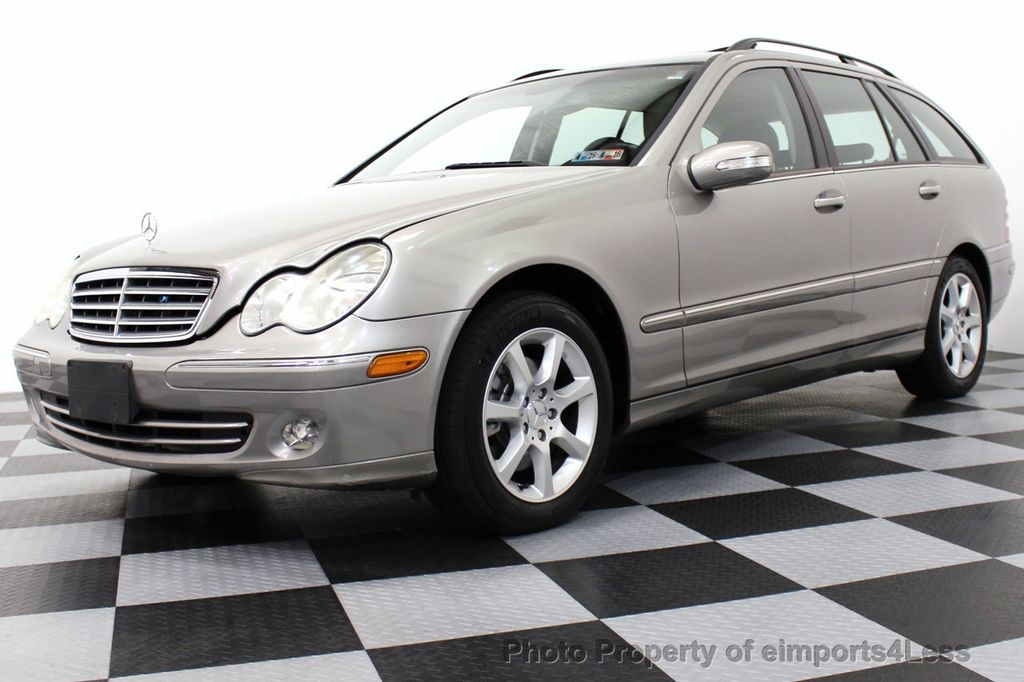 2005 Used MercedesBenz CClass C240 4MATIC AWD WAGON at