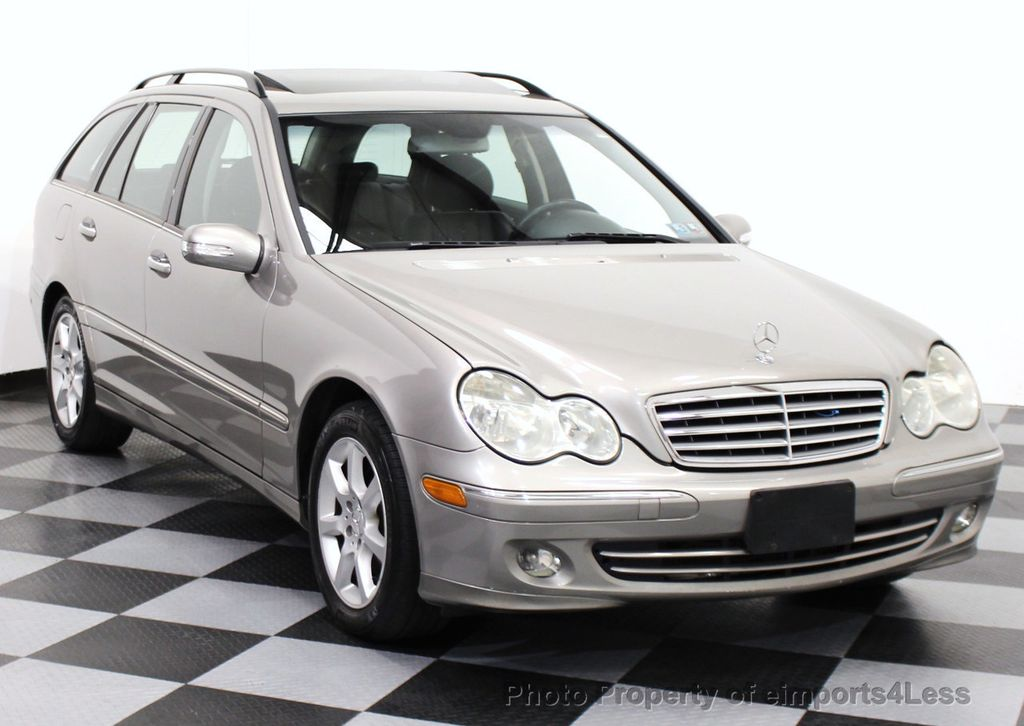 2005 used mercedes benz c class c240 4matic awd wagon at for Used 2005 mercedes benz