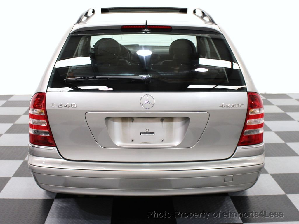 2005 used mercedes benz c class c240 4matic awd wagon at. Black Bedroom Furniture Sets. Home Design Ideas