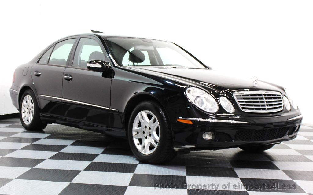 2005 used mercedes benz e class e320 4matic awd sedan for 2005 mercedes benz ml350