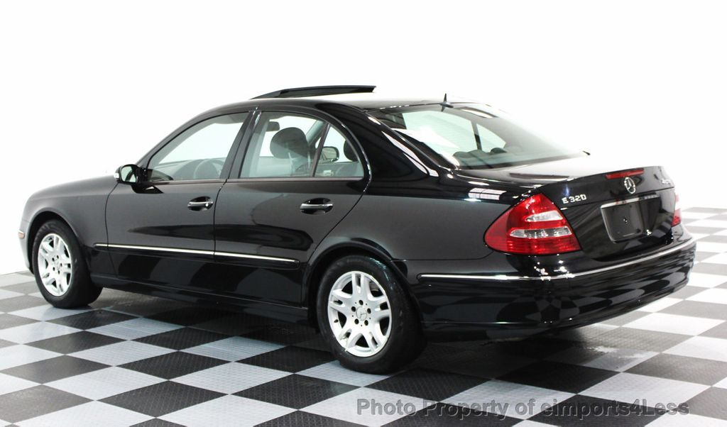 2005 used mercedes benz e class e320 4matic awd sedan for Mercedes benz 2005 e class