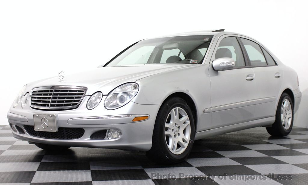 2005 used mercedes benz e class e320 cdi turbo diesel for 2005 e320 mercedes benz