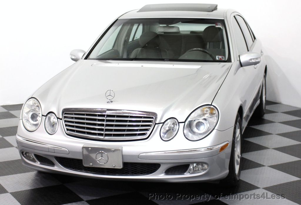 2005 used mercedes benz e class e320 cdi turbo diesel for Mercedes benz diesel used