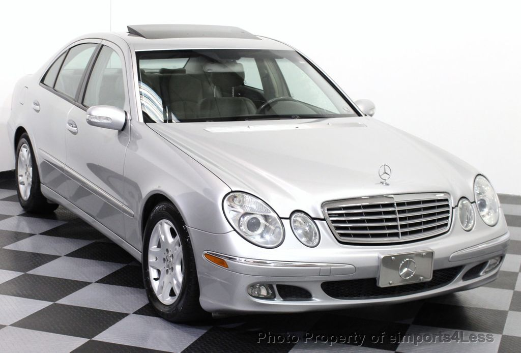 2005 used mercedes benz e class e320 cdi turbo diesel. Black Bedroom Furniture Sets. Home Design Ideas