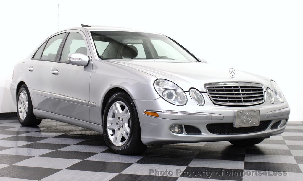 2005 used mercedes benz e class e320 cdi turbo diesel for Mercedes benz c class 320