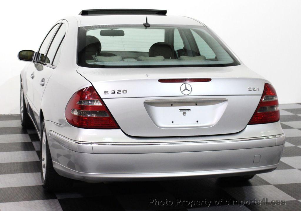 2005 used mercedes benz e class e320 cdi turbo diesel for Mercedes benz e350 diesel