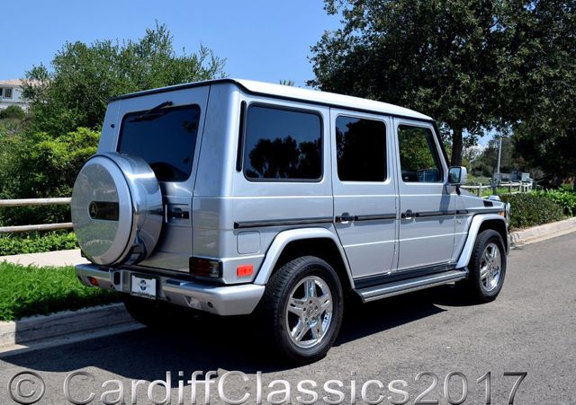 2005 Mercedes-Benz G-Class G500 - Click to see full-size photo viewer