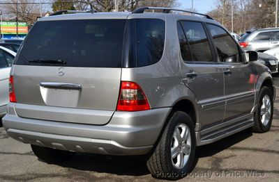 2005 mercedes benz m class ml350 special edition lether heated seats bose click