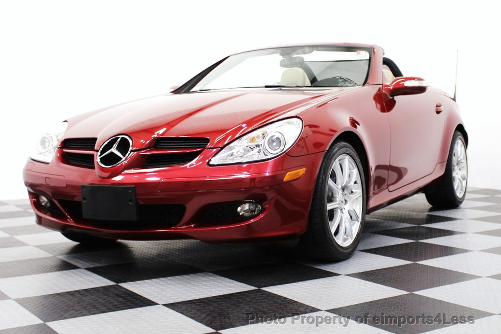 2005 Used Mercedes Benz Slk Certified Slk350 Roadster At Eimports4less Serving Doylestown Bucks County Pa Iid 14933191