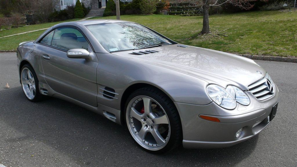 2005 mercedes benz sl class sl500 convertible for sale in ramsey nj on. Black Bedroom Furniture Sets. Home Design Ideas
